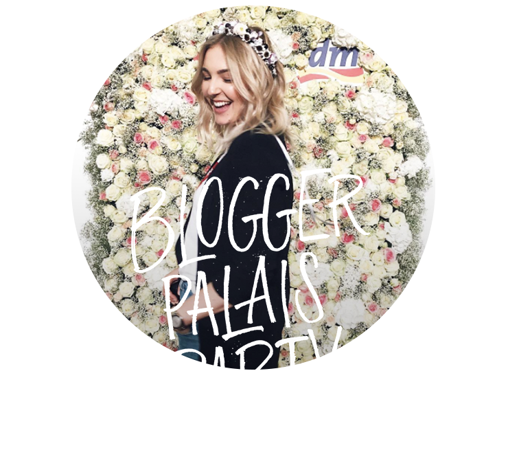 Blogger Palais Party