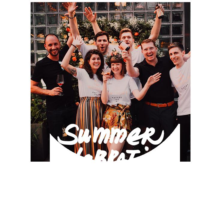 Summer Celebration - Kaffeetschi